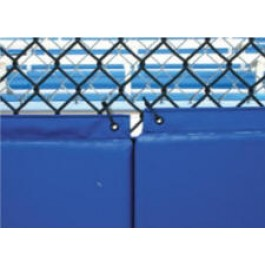 BSBPAD48 - Nissen EnviroSafe Backstop Padding - 4' x 8'
