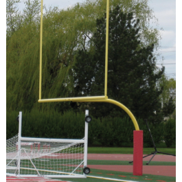 "NGPP-412to6 - Nissen Stadium Goal Post Padding 6' (4.5"" - 6"" Thick)"