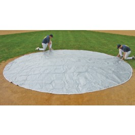 FieldSaver Weighted Spot Cover 10' x 10' Square (Vinyl)