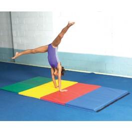 EFGM4x10-212C - Rainbow folding mat