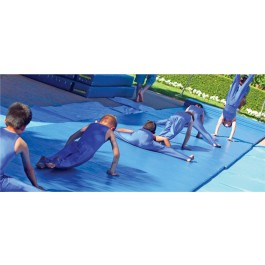 "ENFGM4x8-2MF - EnviroSafe 2' Non Folding Gym Mat 2"" Medium-Firm 4x8"