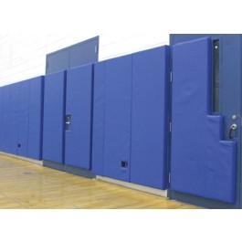 """EWP-2IFD100 - Nissen EnviroSafe Wall Padding (2"""" Thick Flex-Firm Foam)"""