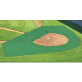 FieldSaver Batting Practice 2-Piece Collar and Infield Protector (ArmorMesh)
