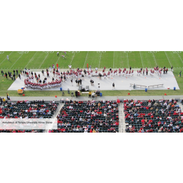 FFST15x50-A - FieldSaver Football Sideline Tarp with Grommets 15' x 50' (ArmorMesh)