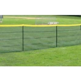 Grand Slam Fencing Standard Package 4' x 471' Fence - 5' Intervals (No Sockets)