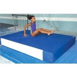 """EnviroSafe Safety Landing Mat 4' x 6' (12"""" Classic Foam)"""