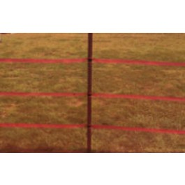 Grand Slam Fencing Standard Package 4' x 314' Fence - 5' Intervals (Includes Sockets)