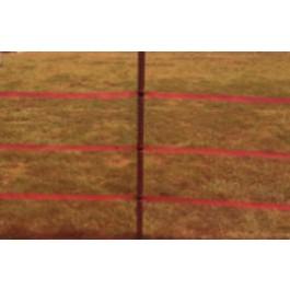 Grand Slam Fencing Standard Package 4' x 314' Fence - 5' Intervals (No Sockets)