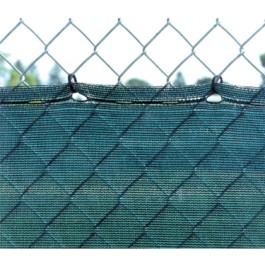 """PS106 - FenceMate Polyethylene Privacy Screen 106"""" x 150' Roll"""