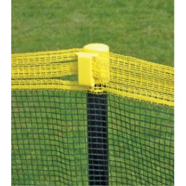GS104 - Grand Slam Fencing Standard Package 4' x 314' Fence - 10' Intervals