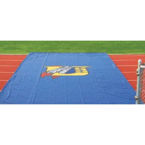 FWTP12x50-A - FieldSaver Weighted Track Protector 12' x 50' (ArmorMesh)