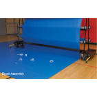 GymGuard Floor Cover Brush Assembly
