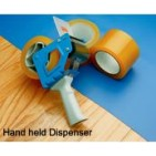 GymGuard Gym Floor Cover Hand-Held Tape Dispenser and Tape