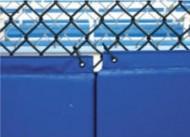 BSBPAD210 - Nissen EnviroSafe Backstop Padding - 2' x 10'