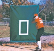 CS-HD - CageSaver Batting Cage Backdrop Protector 22oz 7x5 Heavy Duty