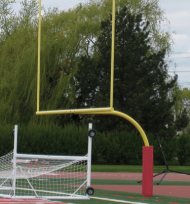 "NGPP-upto412 - Nissen Stadium Goal Post Padding 6' (Up To 4.5"" Thick)"