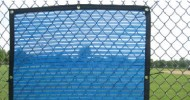 MPE83 - FenceMate Polyethylene Open Mesh Windscreen