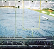 FRSC - FieldSaver Stadium Rain Cover