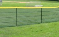 Green Grand Slam Fence