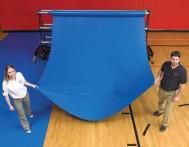 GGFRM-4xC - GymGuard Gym Floor Runner Mat 32oz 4' x Custom Length