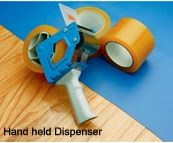 "GGTAPE-HH - GymGuard 3"" Hand-Held Tape Dispenser"
